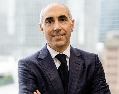 Andrew Marchese, CIO of Fidelity Canada Asset Management